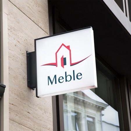 Szyld - Meble